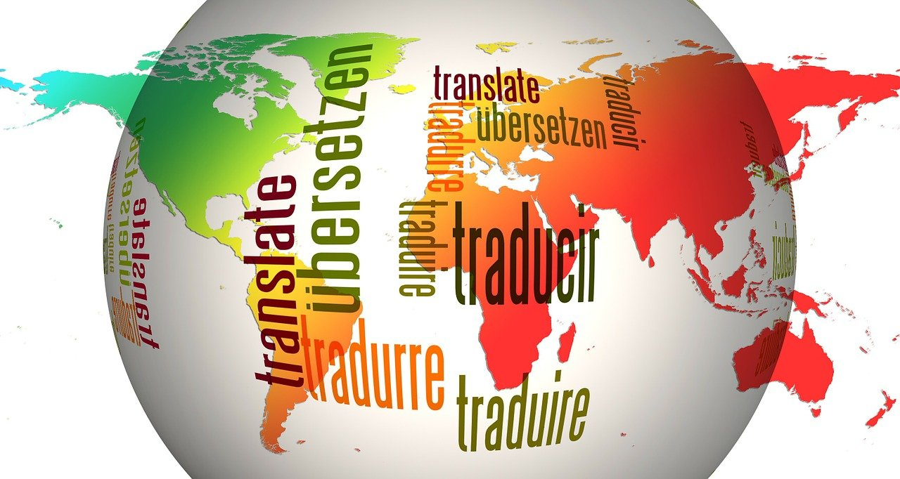 Translate Wordpress website